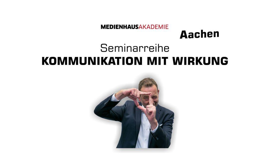 Kommunikation mit Wirkung