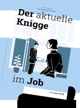 Buch Knigge im Job