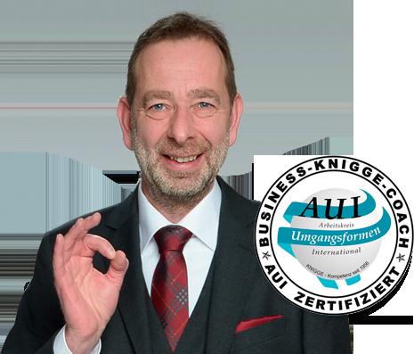 Stefan Biggeleben - Coach und Speaker zertifizierter Business-Knigge Coach